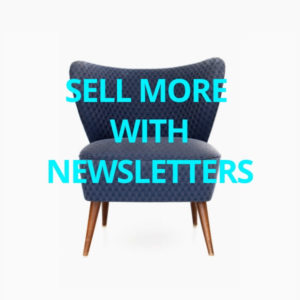 newsletter design and sending service